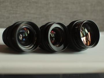 Rent: Canon FD SSC Speed lens set (3 lenses)