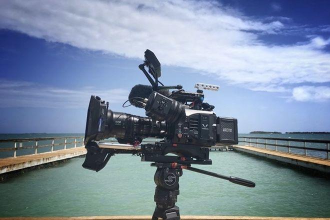 Panasonic VariCam LT 4K S35 Digital Cinema Camera