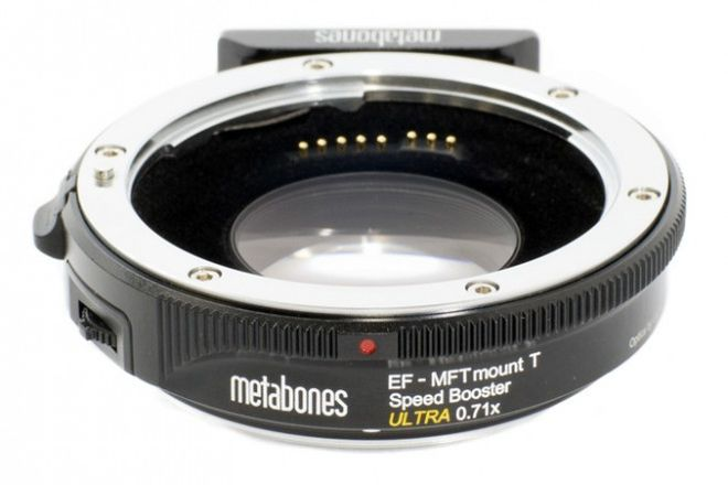 Metabones Canon EF Lens to Micro Four Thirds T Speed Booster