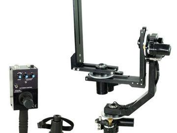 Rent: 3 Axis 360° Motorized Pan Tilt Head