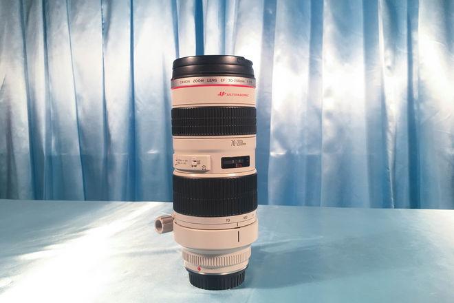 Canon Lenses + Mic + Tripod
