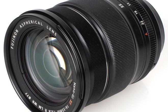 Fujifilm XF16-55 F2.8