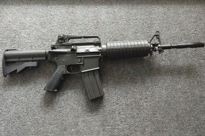 M4A Prop Gun - Rifle