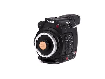 Rent: Canon EOS C200 with PL mount and Mattebox, full rig