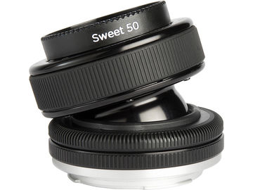 Rent: Lensbaby Composer Pro with Sweet 50 Optic for Canon EF
