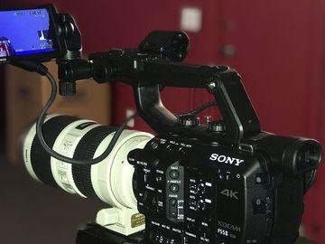 Rent: Sony PXW-FS5M2 XDCAM Super 35 Camera