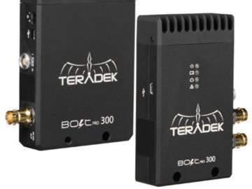 Rent: Teradek Bolt Pro 300 SDI