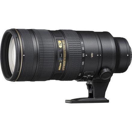 Nikon AF-S Nikkor 70-200mm f/2.8G IF-ED VR II