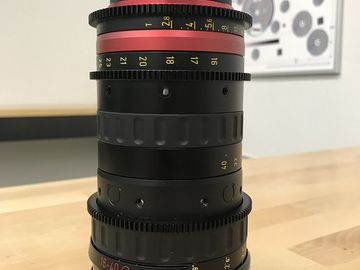Rent: Angenieux 16-40mm Optimo Style T2.8 Zoom Lens