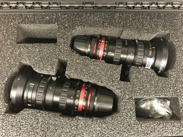 Rent: Angenieux 16-40mm & 30-76mm Optimo Style T2.8 Zoom Lenses