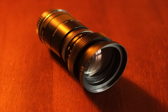 Angeieux zoom 45-90mm f2.8 (EoS mount)