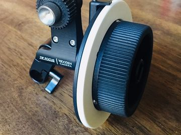 Rent: Wooden Camera Lightweight Follow Focus - 15mm