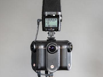 Rent: Kandao Obsidian R 8k Stereoscopic 360 VR Camera