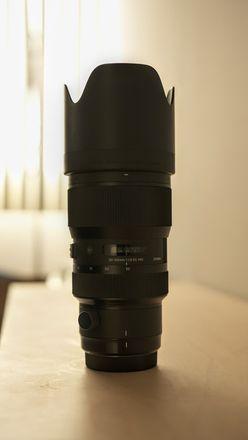 Sigma 50-100mm f/1.8 DC HSM Art Canon mount