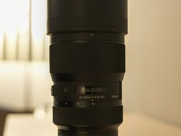 Sigma 50-100mm f/1.8 DC HSM Art Canon mount
