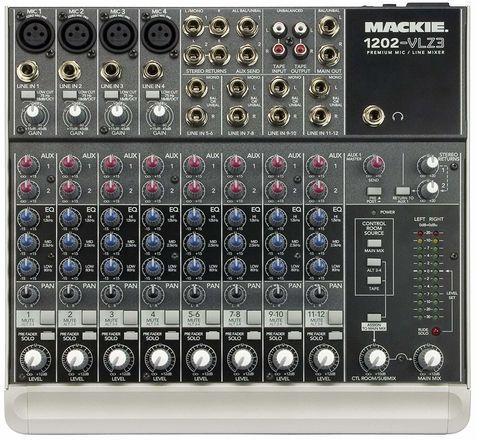 Mackie 1202-VLZ