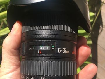 Rent: Canon EF 16-35mm f/2.8 L II USM For Sale