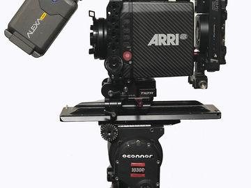 Rent: ARRI Alexa Mini +  6 Batteries + 6 CFast Cards
