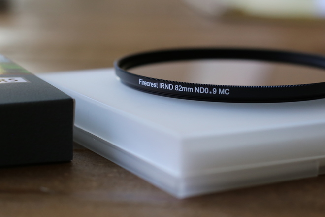 82mm ND Filter Set - Formatt Hitech Firecrest IRND