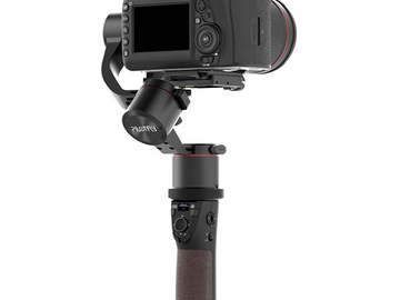 Rent: Pilotfly Adventurer 3-Axis Handheld Gimbal Stabilizer