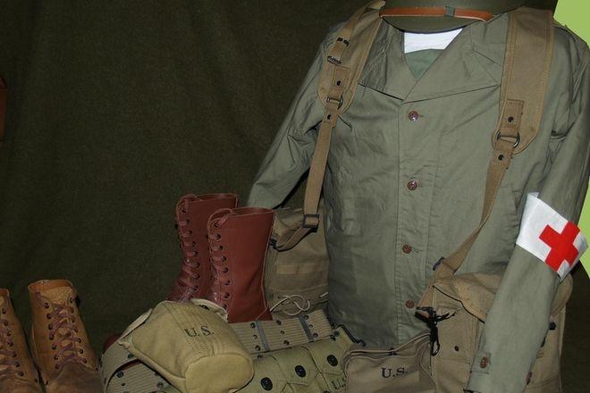 WWII US Army Uniform
