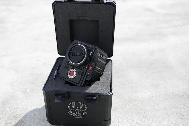 RED GEMINI - DSMC 2 -Batteries & Media