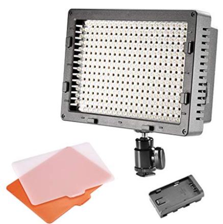 Neewer 304 and 160 LED Light Kit