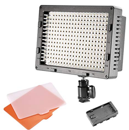 Neewer 304 and 160 LED Light Kit