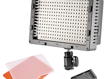 Rent: Neewer 304 and 160 LED Light Kit