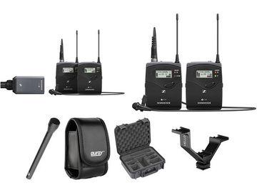 Rent: 2x Sennheiser EW 100 G4 Wireless Lav Kit (1 of 2 set) A1