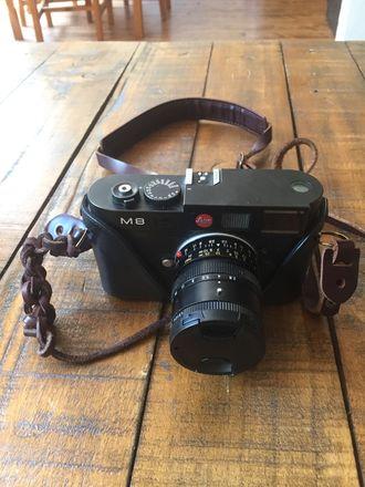Leica M8 and Leica 28mm Elmarit-M 1:2.8/28