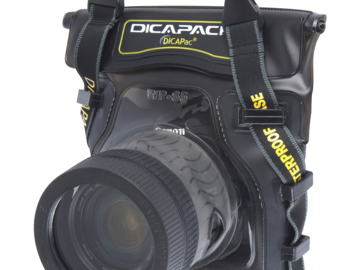Rent: DiCAPac Waterproof Case S5
