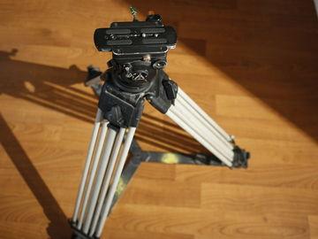 Rent: Vinten Tripod Legs and E-Image Head