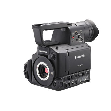 AG-AF100 Micro 4/3 Camera w/ Lenses, Mic and Extras!