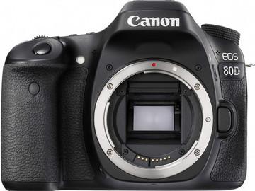 Rent: Canon 80D