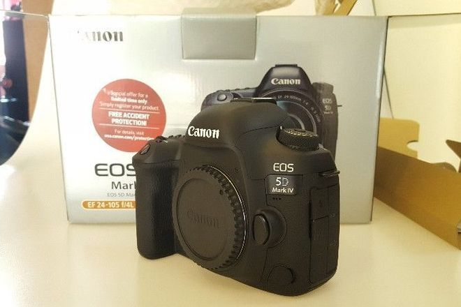Canon 5D Mark IV,(With CLog)