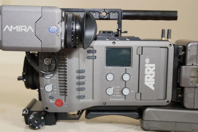 ARRI Amira Premium UHD 4k Kit