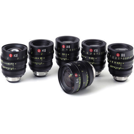 Leica Summicron-C T2.0 (18, 25, 35, 50, 75, 100) Pick 3