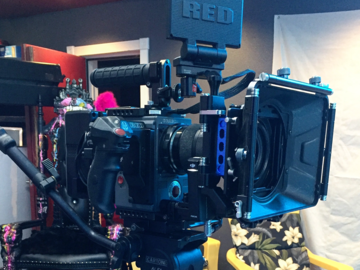 Rent: RED Scarlet-W Dragon 5K Package w/Lenses & Camera Tech