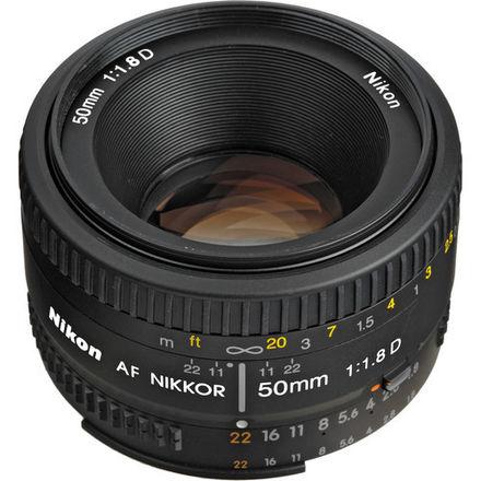 Nikon AF-S Nikkor 50mm f/1.8D