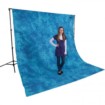 Backdrop Stand 10' Wide & 10' Max Height