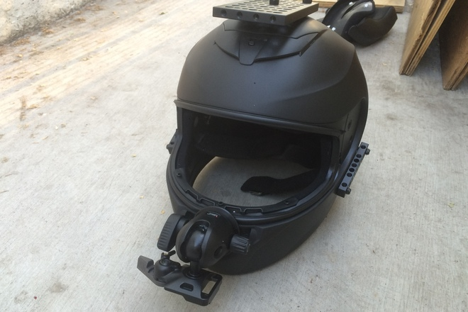 POV - First Person Helmet Rig - 1 of 2