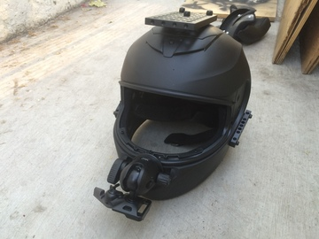 Rent: POV - First Person Helmet Rig