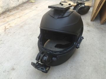POV - First Person Helmet Rig