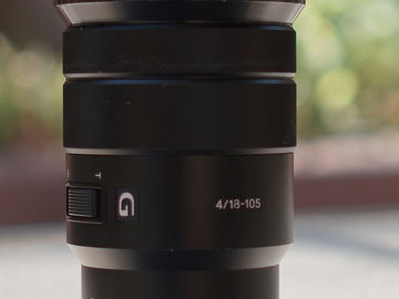 Rent: Sony G Master 18-105mm f/4 & Variable ND Filter