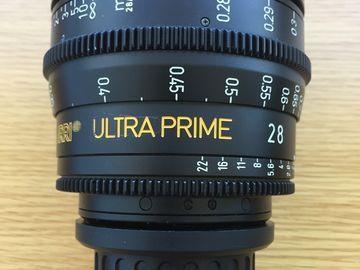 Rent: ARRI 28mm Ultra Prime