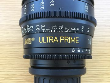 Rent: ARRI Ultra Prime 16mm