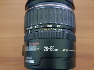 Rent: Canon EF 28-135mm f/3.5-5.6 IS USM