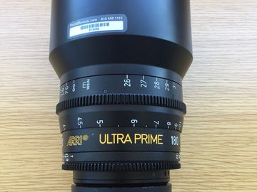 Rent: ARRI Ultra Prime 180mm