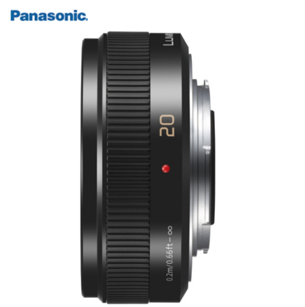Panasonic Lumix G 20mm f/1.7 ASPH. II Lens
